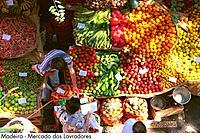 Portugal _ Madeira _ Mercado dos Lavradores