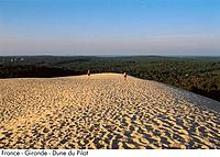 France - Gironde - The Great Dune of Pyla (thumbnail)