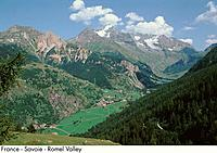 France _ Savoie _ Romel Valley