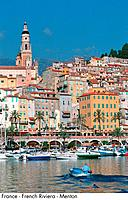 France _ French Riviera _ Menton