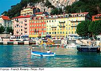 France _ French Riviera _ Nice _ Port