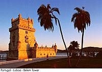 Portugal _ Lisboa _ Belem Tower