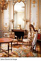 Palace of Versailles _ Salon Dore a la harpe