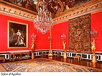Palace of Versailles _ Salon d'Apollon