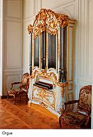 Palace of Versailles _ Orgue