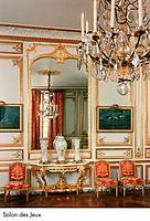 Palace of Versailles _ Salon des Jeux