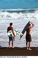 Reunion _ Etang Sale les Bains _ Surfers