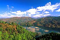 Nepal _ Pokhara _ Rupas and Begnas Lake