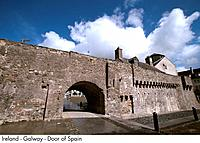 Ireland _ Galway _ Door of Spain