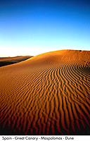 Spain _ Great Canary _ Maspalomas _ Dune Spain