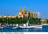 Spain _ The Balearics _ Majorca Spain