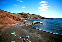 Spain _ Canary Islands _ Lanzarote _ El Golfo