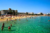 Spain _ The Balearics _ Majorca _ Magalluf