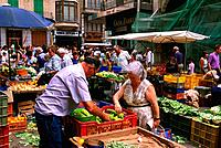 Spain _ The Balearics _ Majorca _ Inca Market
