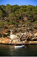 Spain _ The Balearics _ Majorca _ Cala Figuera