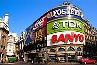 Great Britain _ London _ Piccadilly Circus