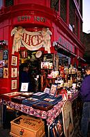 Great Britain _ London _ Portobello Market