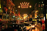 Great Britain _ London _ Regent Street