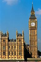 Great Britain _ London _ Houses of Parliament _ Big Ben