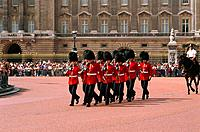 Great Britain _ London _ Buckingham Palace