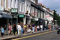 Great Britain _ London _ King's Road