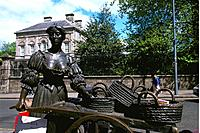 Ireland _ Dublin _ Molly Malone