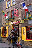 Ireland _ Dublin _ Temple Bar