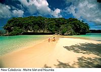 New Caledonia _ Maitre Islet and Noumea