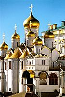 Russia - Moscow - The Annunciation (thumbnail)
