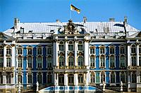 Russia _ St Petersburg _ tsarskoie Selo _ Catherine 1 st Great Palace