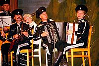 Russia _ Army Musicians _ Cossack