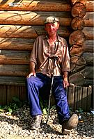 Russia _ Old Man