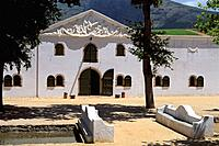 South Africa _ The Cape Vineyard _ Groot Constantia