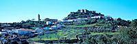 Montanchez, Extremadura, Spain