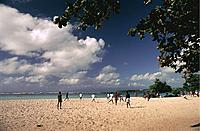 French Caribbean _ Caribbean Islands _ Guadeloupe _ Grande Terre _ St Anne