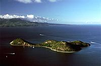French Caribbean _ Caribbean Islands _ Les Saintes _ Islet to Cabrit