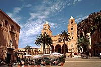 Italy _ Sicily _ Cefal_ Cathedral