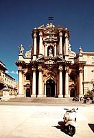 Italy _ Sicily _ Syracuse _ Duomo