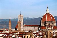 Italy _ Tuscany _ Firenze