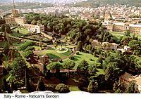 Italy _ Rome _ Vatican´s Garden