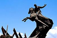 Cuba _ Oriente _ Santiago _ Plaza de la Revolution _ Antonio Maceo