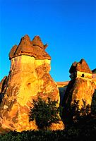 Turkey - Cappadoce - Pasabagi - Zelve - Valley of Fairy Chimney (thumbnail)