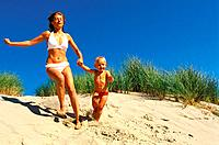 Beach _ Family _ Holiday