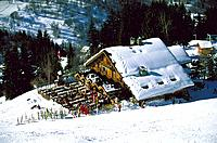 Mountain _ Meribel _ Winter