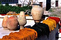 Turkey _ Cappadoce _ Avanos _ Wool _ Pottery
