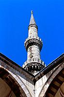 Turkey _ Istanbul _ Sultanahmet District _ The Blue Mosque