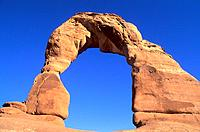 USA _ National Park _ Utah _ Arches _ Delicate Arch