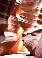 USA - National Park - Pages - Antelope Canyon (thumbnail)