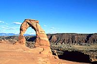 USA _ National Park _ Arches _ Delicate Arches