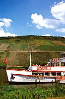 Germany _ Moselle _ Cruise on the Moselle